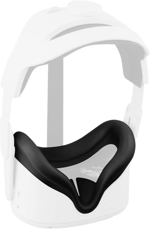 Eyglo VR Oculus Quest 2 Face Silicone Cover Mask