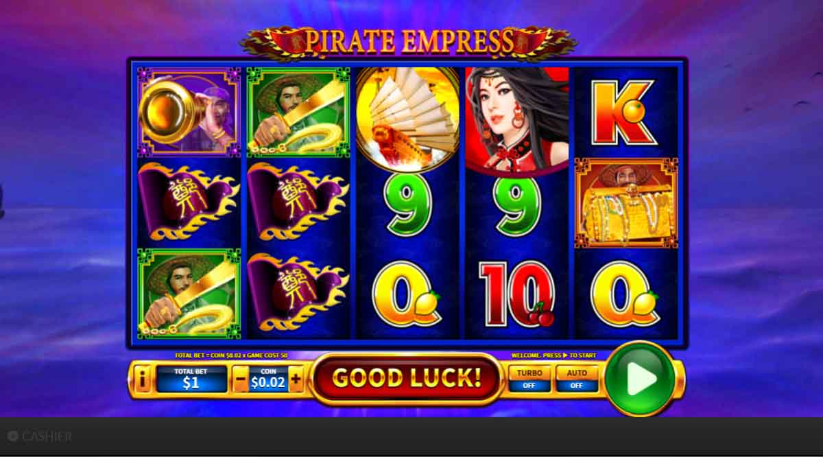 Pirate Empress - Demo Slot Online Skywind Group Indonesia