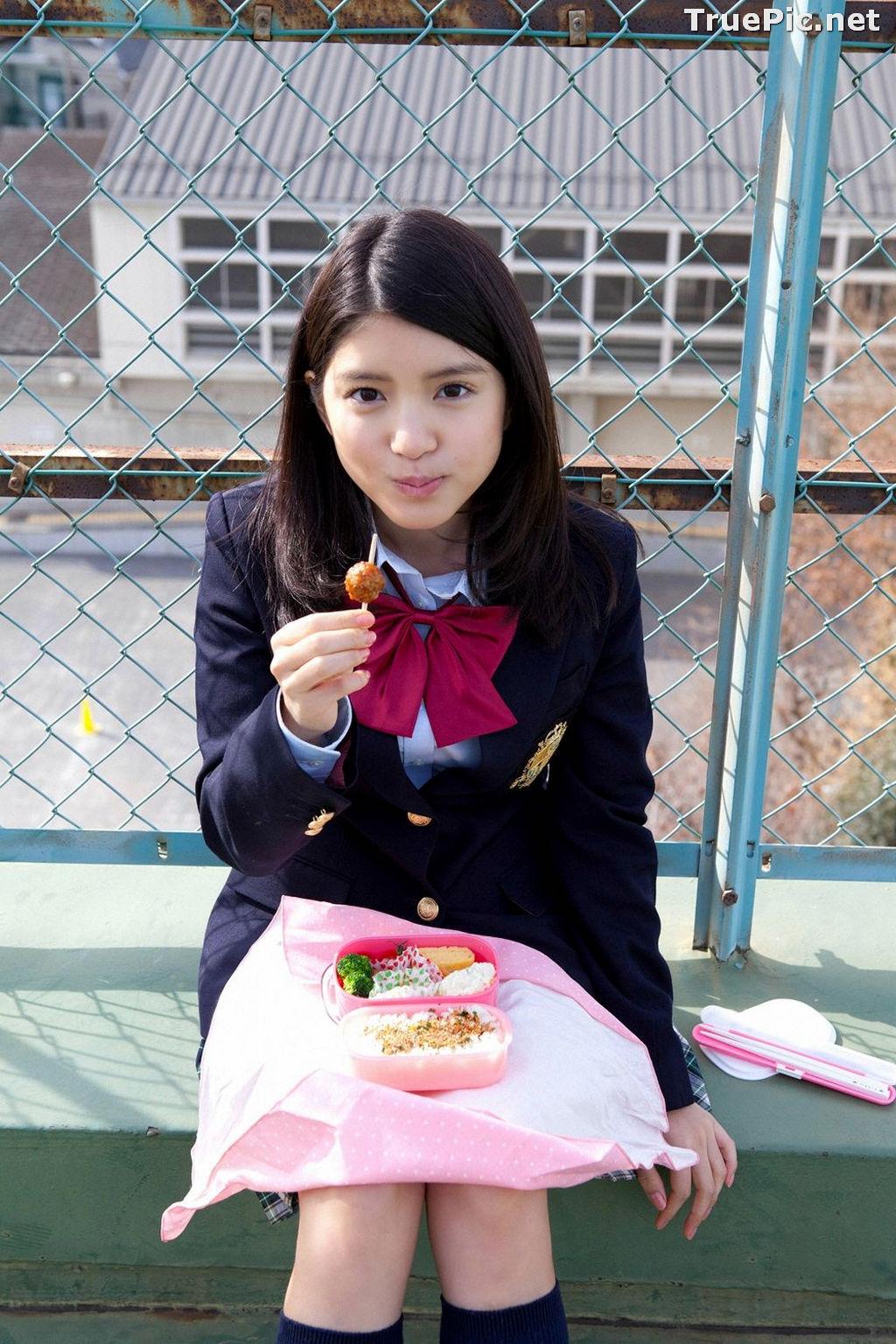 Image [YS Web] Vol.506 - Japanese Actress and Singer - Umika Kawashima - TruePic.net - Picture-2