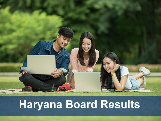 HBSE Result 2018 HBSE Board Results Declared Check Online @bseh.org.in