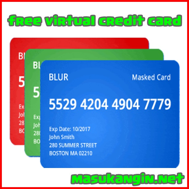 how to get a free virtual credit card - Virtual Visa Card Load With Paypal