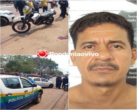 URGENTE: Dono de hotel é executado a tiros próximo da rodoviária