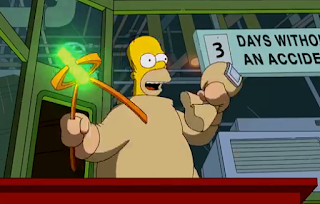 Simpsons - Radiation
