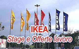 Ikea lavoro e stage da Nord a Sud Italia - adessolavoro.blogspot.com