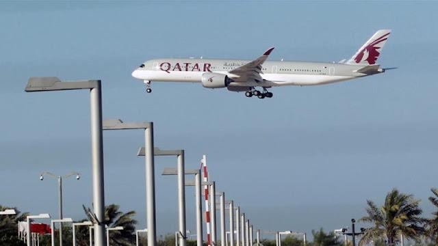 قطر، الخطوط الجوية، أخبار، الخليج