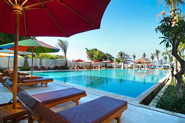 Hotel Tepi Pantai Nusa Dua Bali