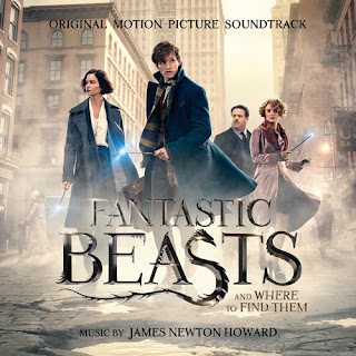 fantastic beasts and where to find them soundtracks
