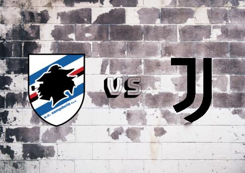 Sampdoria vs Juventus  Resumen y Partido Completo
