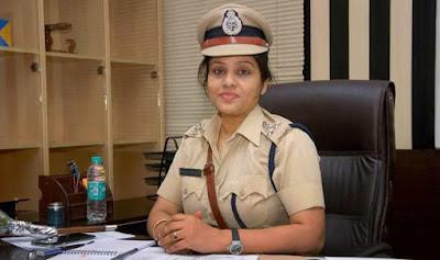 भ्रष्टाचार के खिलाफ आवाज उठाने के बदले  DIG डी रूपा को मिला ट्रांसफर