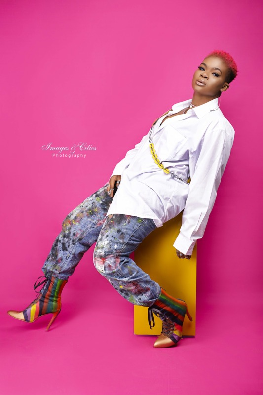 "Marcykeyz Set To Drop ""DVibeGoddess Ep"" and A Visual To Her Hit Single ""Dance Along"" #Arewapublisize"