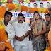 गाजीपुर में BJP सांसद संगम लाल गुप्ता बोले - बीजेपी में ही है वैश्य समाज का हित
