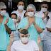 Brasil atinge 1 milhão de curados; 64,1% dos pacientes venceram a doença