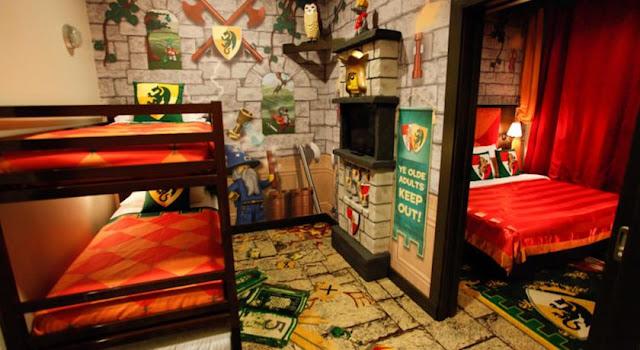 Hotel best Legoland