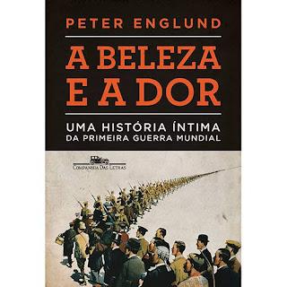 livro primeira guerra mundial
