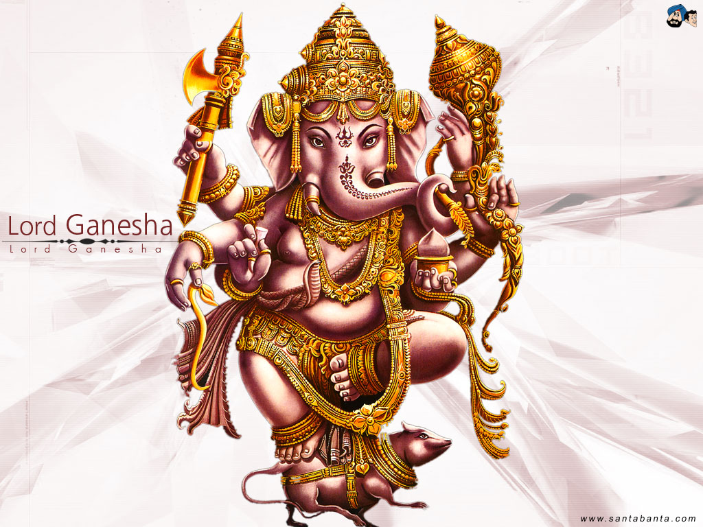 The Most Amazing Things: Lord Ganesha Wallpaper