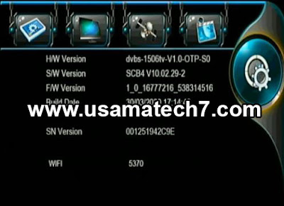 1506tv SCB4 Receiver 4MB New Software Download