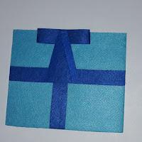 cadeau de noel en feutrine tutoriel diy gratuit facile patron  enfant sapin