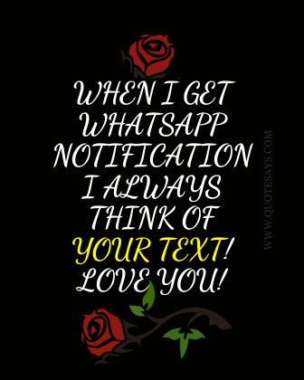 Love WhatsApp Status, Feeling WhatsApp status