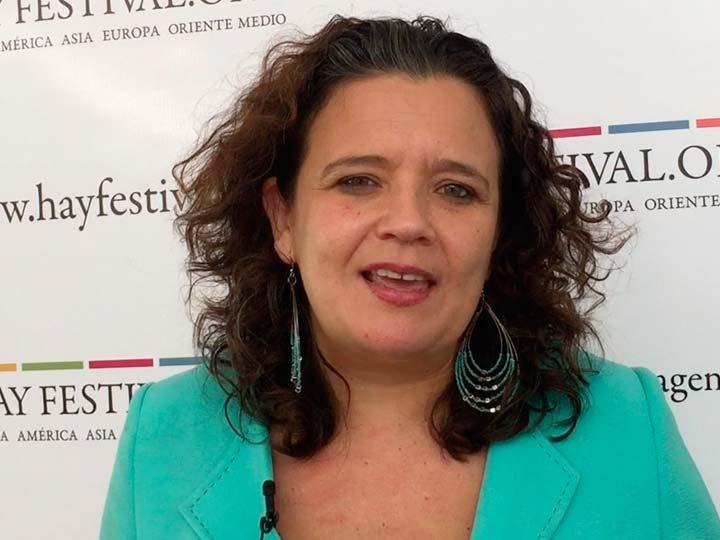 Entrevista. Cristina Fuentes La Roche habla de los invitados y actividades del Hay Festival Cartagena 2018
