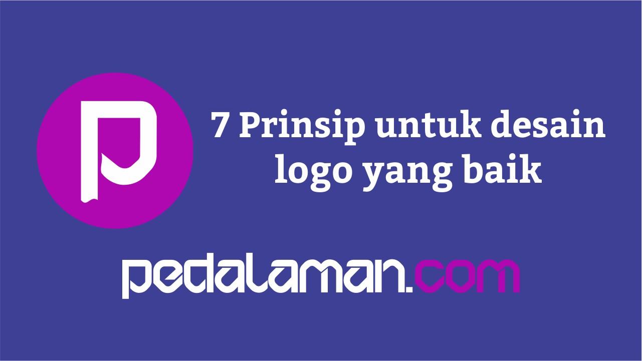 Prinsip Untuk Desain Logo