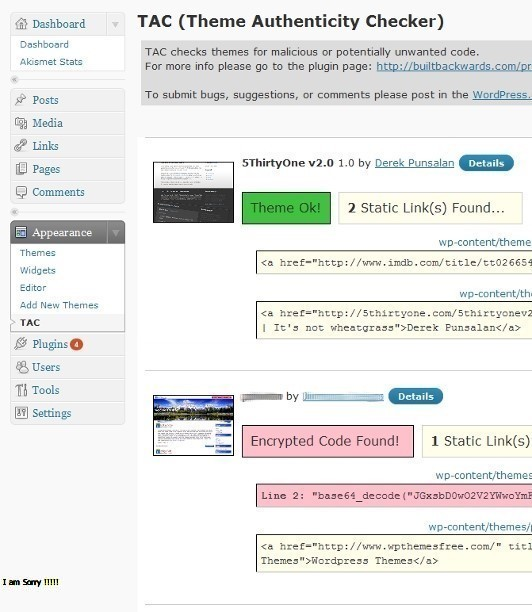 Cara Mengecek Theme Dan Plugin Nulled Di WordPress