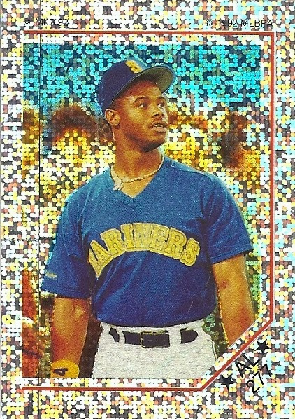 info for 0cfa3 b0c5a The Junior Junkie: the Baseball Cards of Ken Griffey, Jr ...