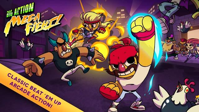 Big Action Mega Fight PC Full