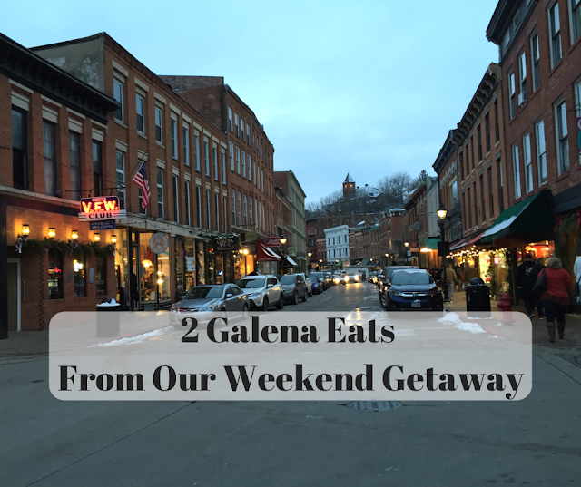 2 Restaurant Finds in Galena, Illinois Including One Eleven Main and Otto's Place