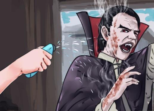 matar un vampiro