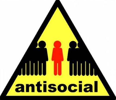 pengertian dan ciri-ciri orang antisosial