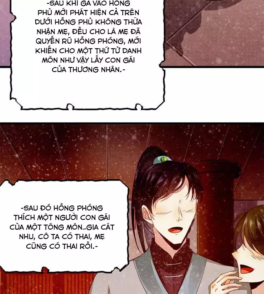 Thần Y Khí Nữ: Ngự Thú Cuồng Phi Của Quỷ Đế chap 50 - Trang 55