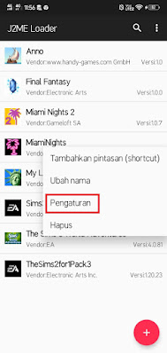 Cara Bermain Game Java di Android