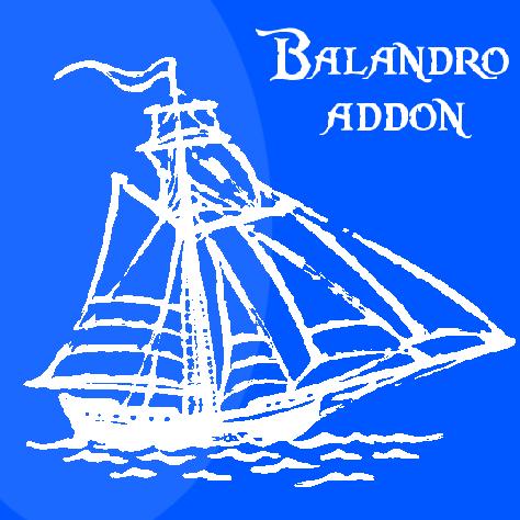 Descarga addon BALANDRO