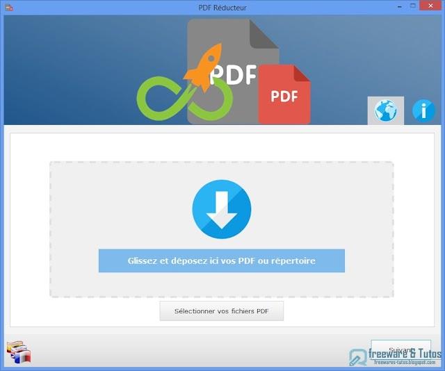 PDF Réducteur : un logiciel gratuit pour compresser les fichiers PDF