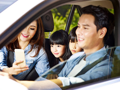 7 tips to get to your destination, safe and secured