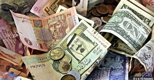 أسعار العملات اليوم الخميس 25-4-2019 مقابل الجنيه المصرى