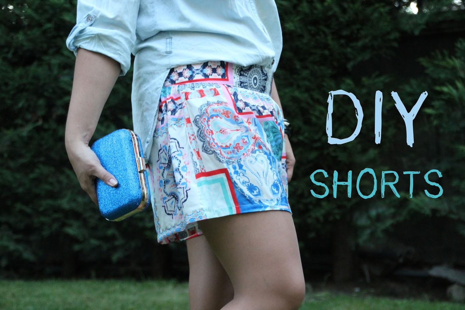 1bb7eb09922c DIY Ropa: Shorts estampados para el verano.     Oh, Mother Mine DIY!!