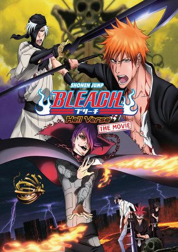 Bleach The Movie 4 The Hell Verse (2010) บลีช เทพมรณะ เดอะมูฟวี่ 4 ศึกผ่าโลกันตร์
