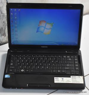 Jual Laptop Toshiba Satelite L740 - Core i3 - Banyuwangi
