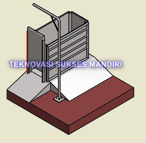 Kotak Perebah Sapi Mark I
