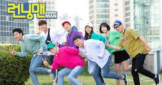 Logo Running Man Semua Anggota