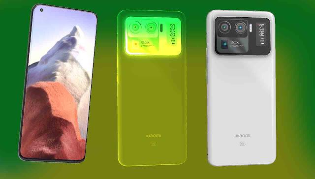 مواصفات هاتف Xiaomi Mi 11 ULTRA و سعره