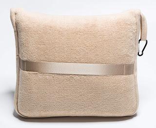 BlueHills Premium Soft Travel Blanket Pillow
