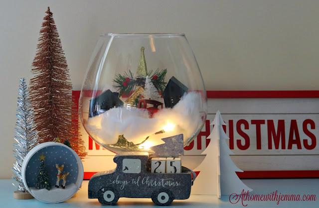 decorating, holidays, Christmas, decor, DIY, craft,  athomewithjemma