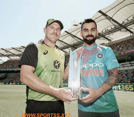 India vs Australia first T20 Kohli will start the tour with victory!