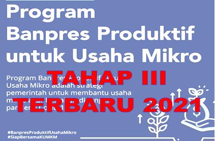 Akses www.depkop.go.id Daftar Online Bantuan UMKM Tahap 3 ...