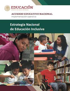Estrategia Nacional de Educación Inclusiva - ACUERDO EDUCATIVO NACIONAL