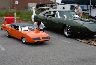 A Mini Version of Plymouth Roadrunner Superbird 02