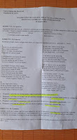 Subiecte gradul II limba romana Bucuresti, august 2015