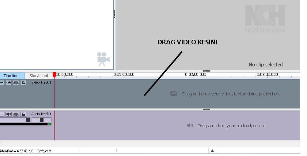 tinggikan suara video